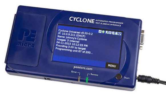 Cyclone Universal Flash programing tool